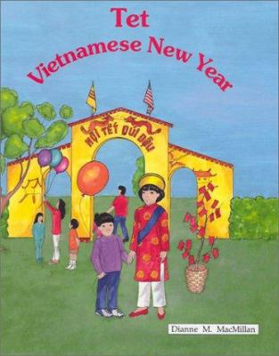 Book cover of Tet:Vietnamese New Year